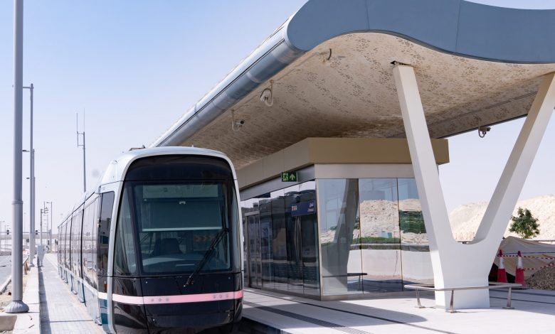 First phase of Lusail Tram project completed