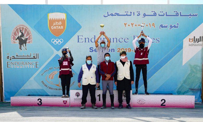 Al Shaqab Wins First Endurance Race of New Season