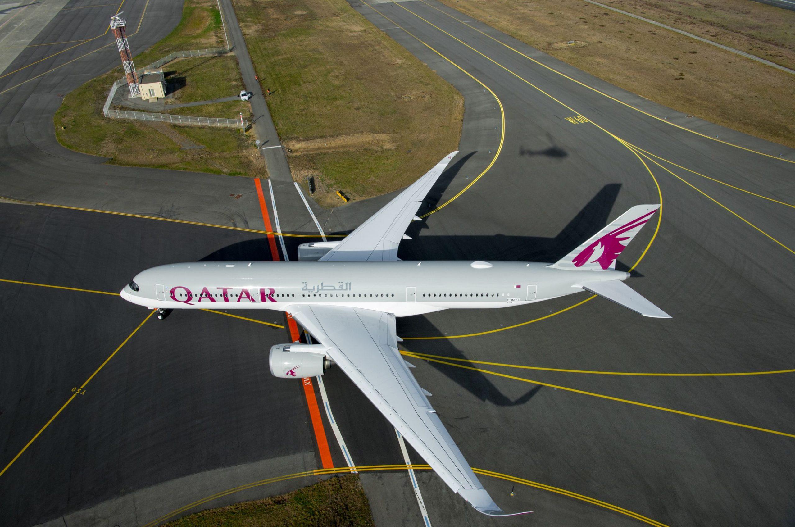 First Qatar Airways flight to Riyadh departs Hamad International Airport