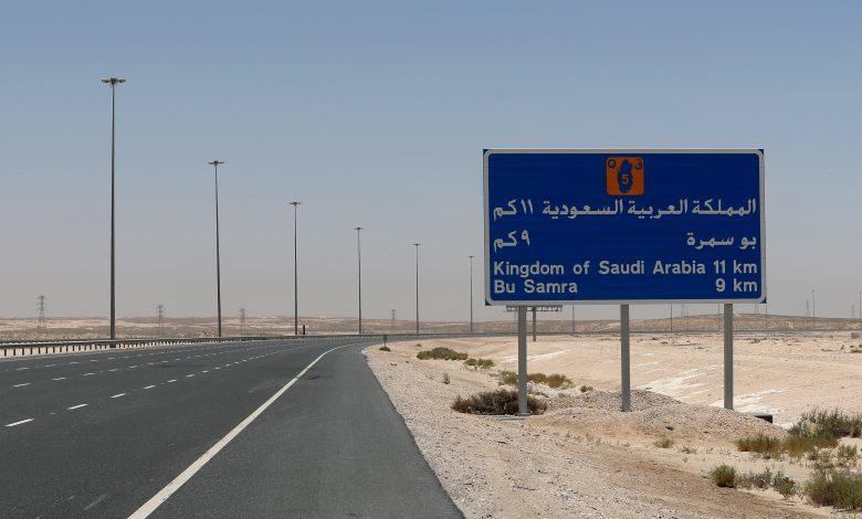 Saudi Salwa border crossing prepares to receive passengers from Qatar