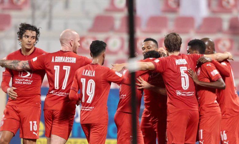 Al Arabi Beat Al Khor 3-0 in QNB Stars League