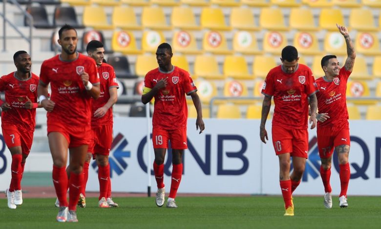 Al Duhail Beat Umm Salal in QNB Stars League