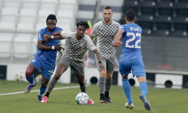 Al Sadd Defeat Al Kharaitiyat 5-0 in QNB Stars League