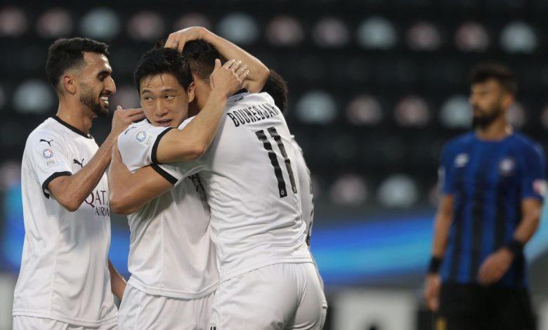 Al Sadd Defeat Al Sailiya 8-0 in QNB Stars League
