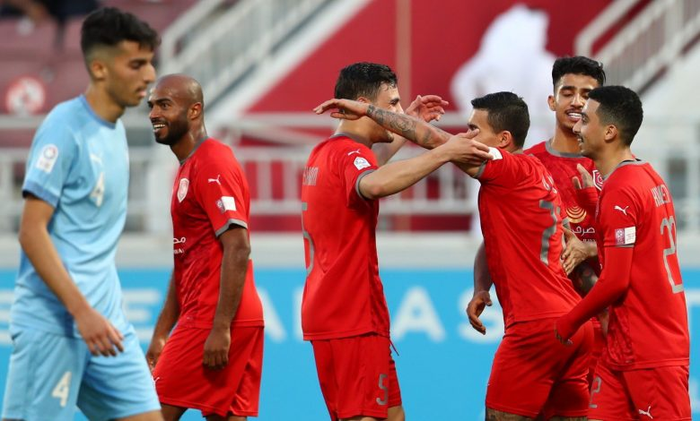 Al Duhail Defeat Al Wakrah in QNB Stars League