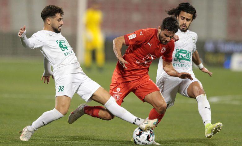 QNB Stars League: Al Arabi Beat Al Ahli