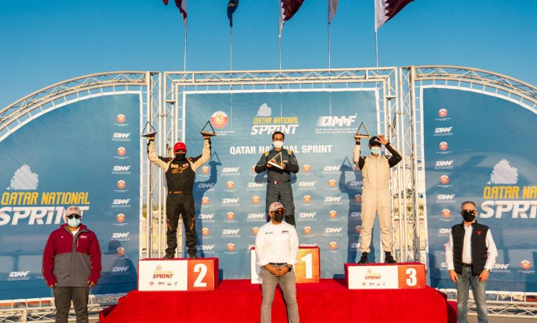 First round of Qatar National Sprint Championship concluded