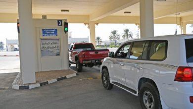 Customs announces the passage of 930 vehicles between Saudi Arabia and Qatar