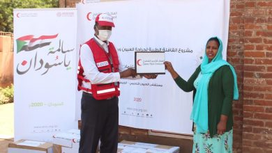 QRCS Provides Medical Supplies to Sudan