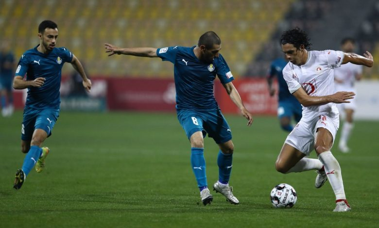 Al Gharafa, Al Arabi Play Out 1-1 Draw in QNB Stars League