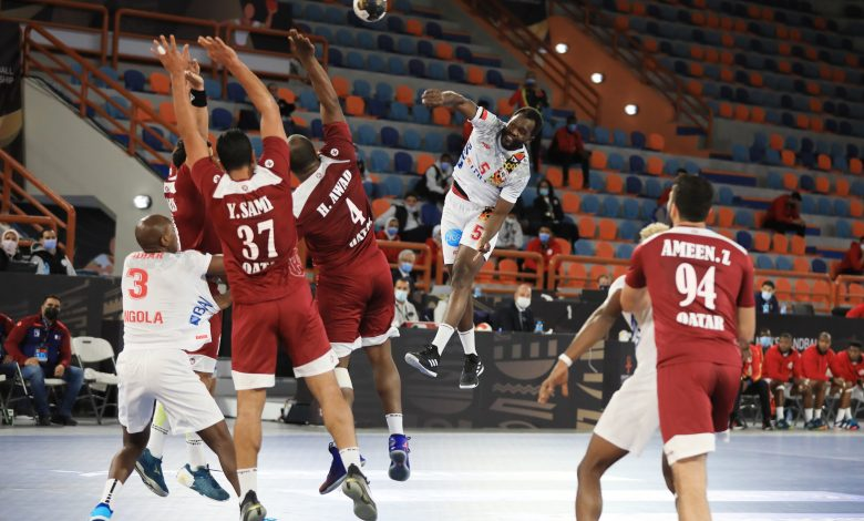 Qatar Starts IHF World Cup with Victory over Angola