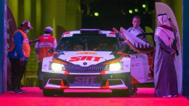 Qatar International Rally opens its first round