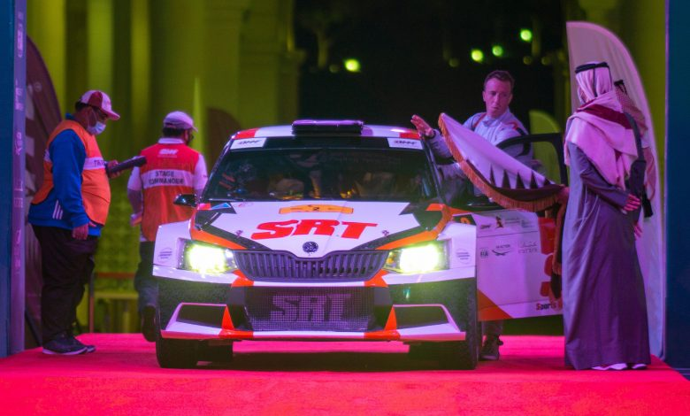 Qatar International Rally opens its first round