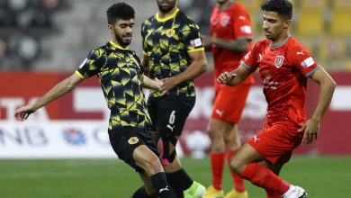 Qatar, Al Duhail in 1-1 Draw in QNB Stars League