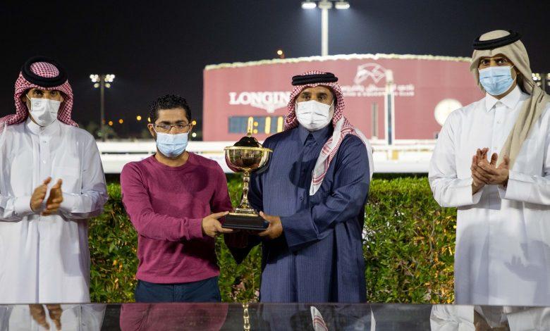 Al Shaqab Racing's LAUDED Shines in Marmi Cup Sprint Victory
