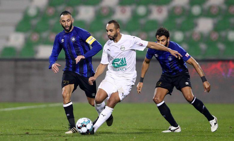 Al Sailiya, Al Ahli Playout Draw in QNB Stars League
