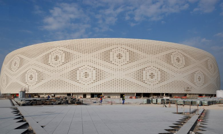 Al Thumama Stadium is almost ready