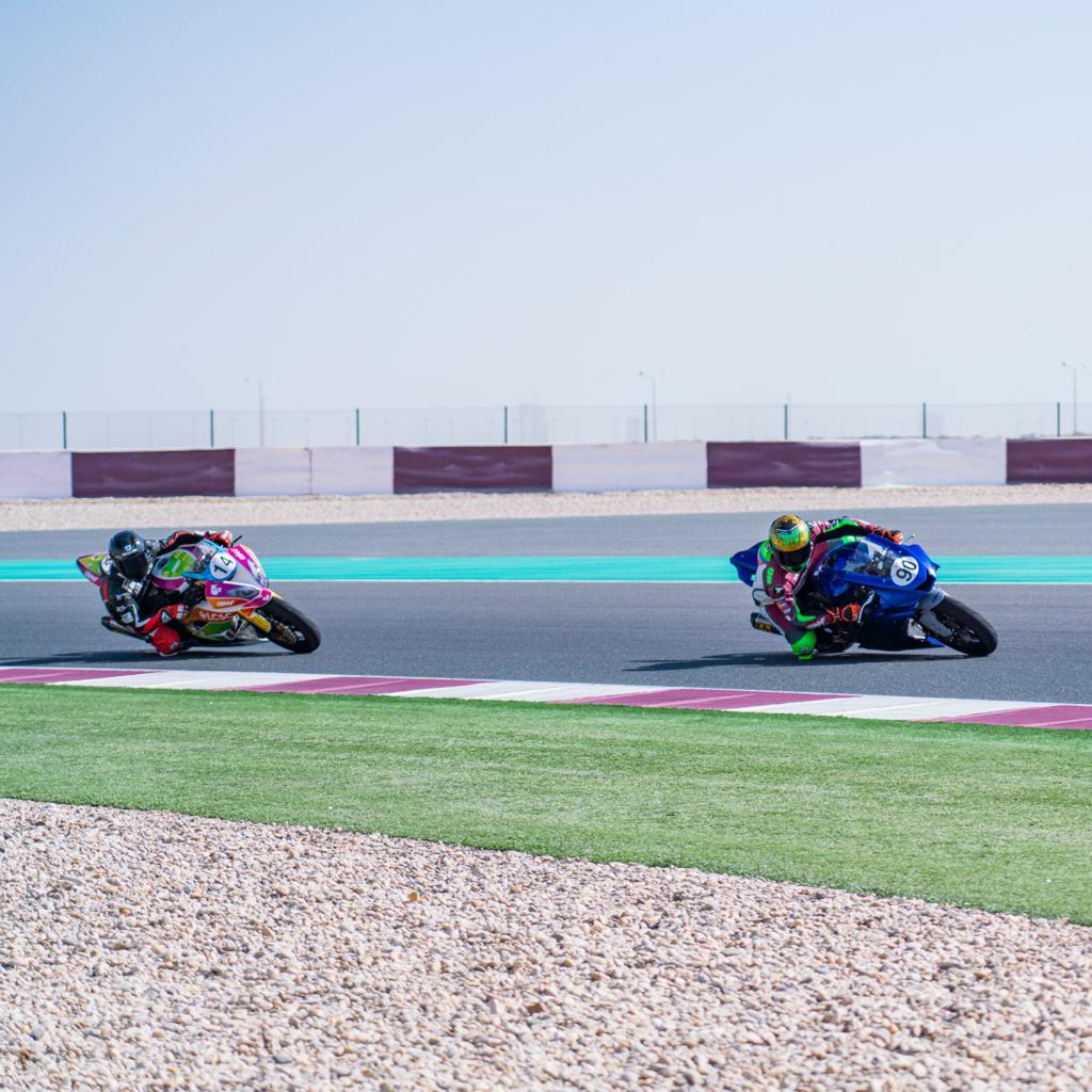 Qatar Hosts First Two Rounds of MotoGP World Championship
