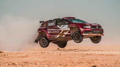 Al Attiyah Tops Day 2 of Qatar International Rally