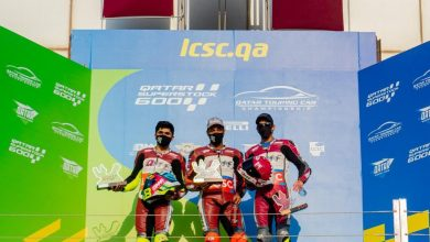 Saeed Al Sulaiti Wins Second Round of Qatar Superstock