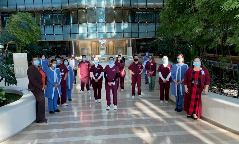 Sidra Medicine Welcomes First Batch of Nursing Students from UCQ