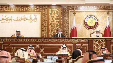 Speaker of Shura Council Meets IPU President