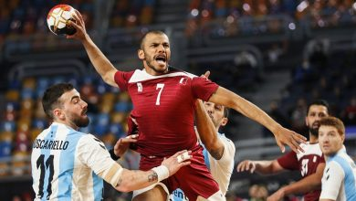 Handball: Qatar Beats Argentina, Keeps Quarter-Finals Hopes Alive
