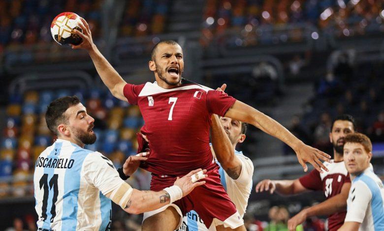 Handball: Qatar Beats Argentina, Keeps Quarter-Finals Hopes Alive