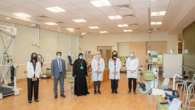 First Elderly Wellness Clinic Opened at Qatar Rehabilitation Institute