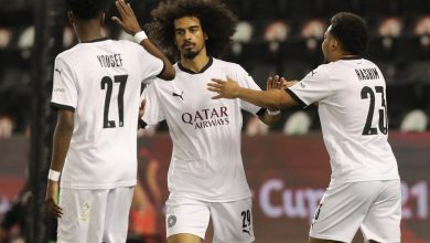 HH the Amir Cup: Al Sadd Reaches Quarter-Finals with Impressive Victory Over Muaither