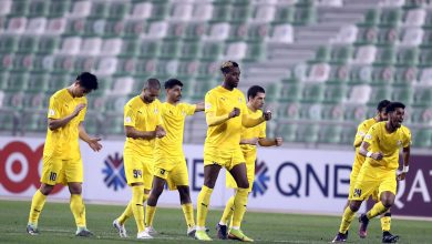 Al Gharafa Reaches Quarter-finals of HH the Amir Cup