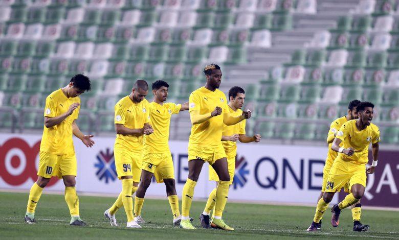 Al Gharafa Reaches Quarter-finals of HH the Amir Cup