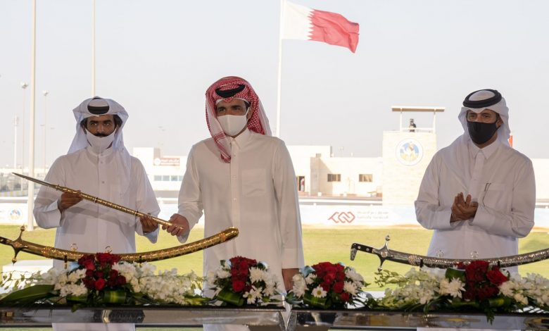 Sheikh Joaan Crowns Winners of Final Rounds of Father Amir Camel Racing Festival