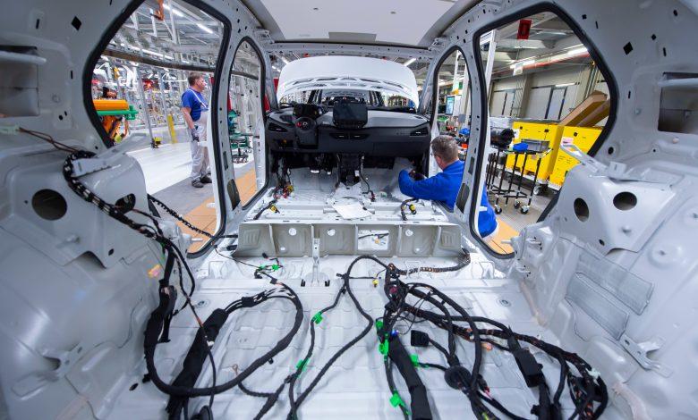 German Volkswagen Sales Decline in 2020