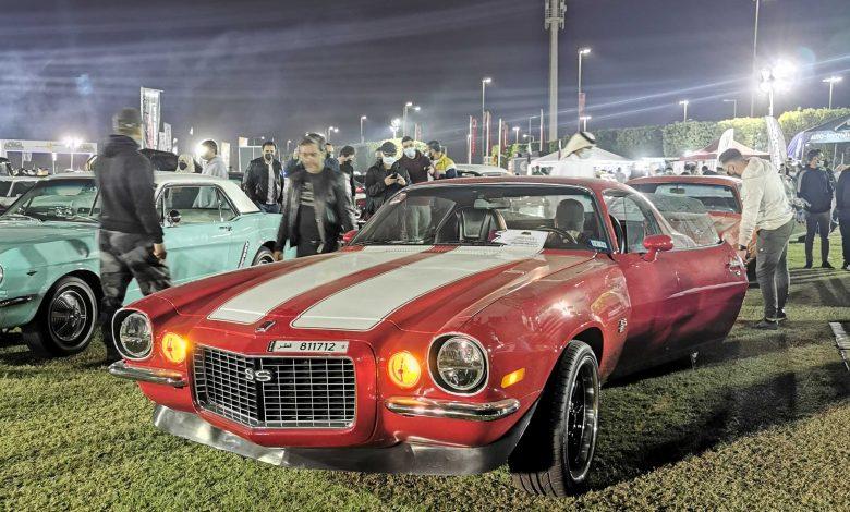 Qatar Custom Show draws around 3,000 car enthusiasts
