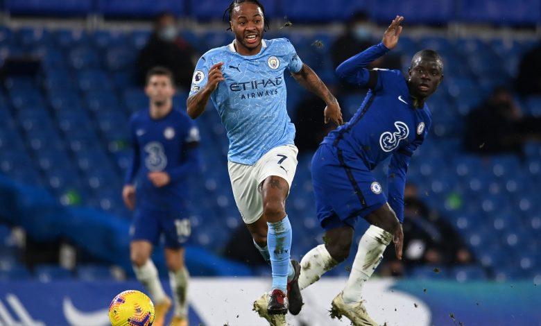 Manchester City Beat Chelsea in Premier League