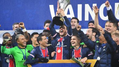 PSG Defeat Marseille to Win 8th Consecutive Trophee des Champions