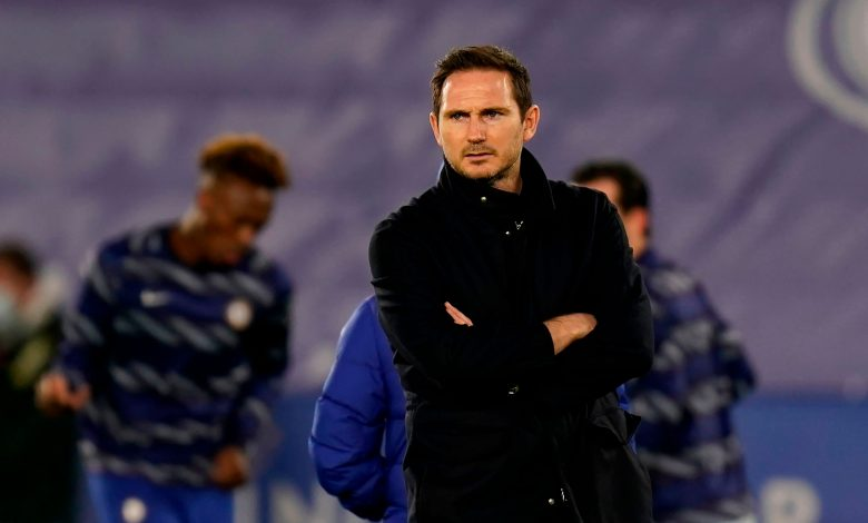 Frank Lampard Set to be Sacked by Chelsea