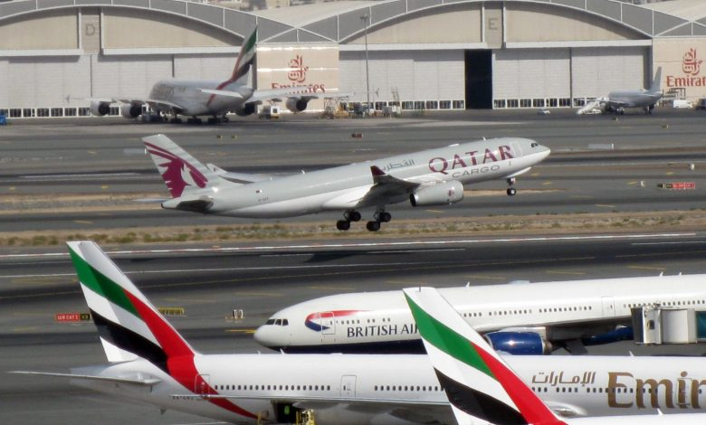 UAE announces reopening of the land, sea and air ports with Qatar, starting from Saturday