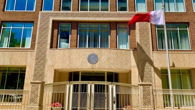 Our Embassy in Washington calls on Qataris in U.S. to take precautions during coming week