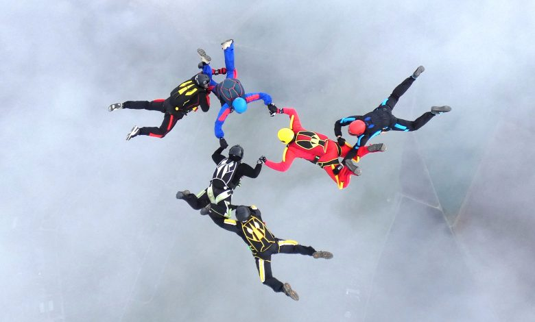 8 countries to take part in first Qatar International Open Parachuting Championship