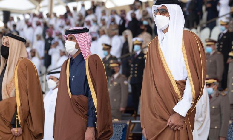 Amir Patronizes Graduation of 8th Batch of Al Zaeem Air College