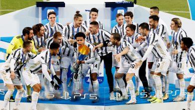Juventus Win Italian Super Cup