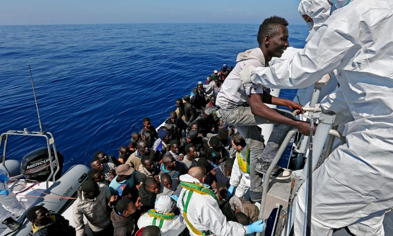 Illegal immigration to Europe records biggest decline since 2013