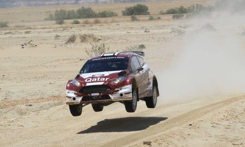 QMMF Prepares for 2021 Qatar International Rally