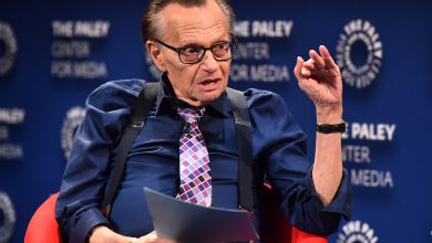 Legendary broadcaster Larry King dies at age 87