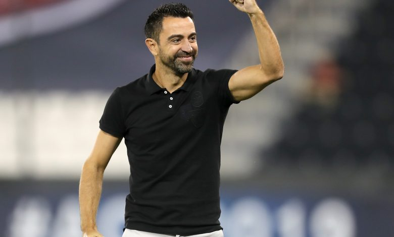 Bounedjah, Xavi Win Best Player, Coach in January