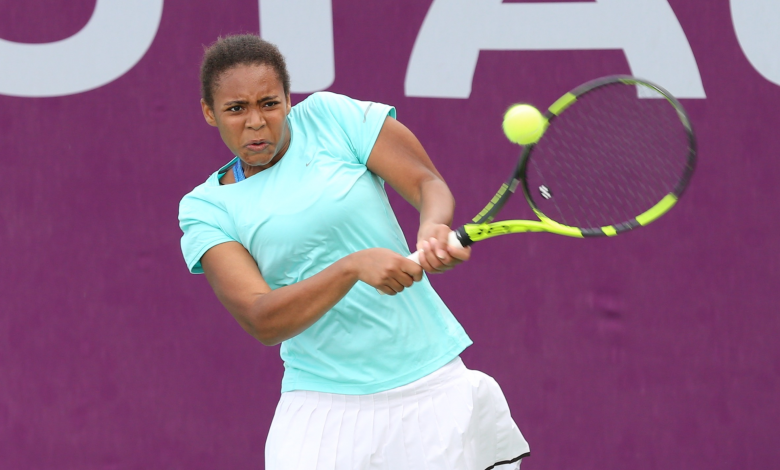 Mubaraka Al Naimi to Participate in Qatar Total Open
