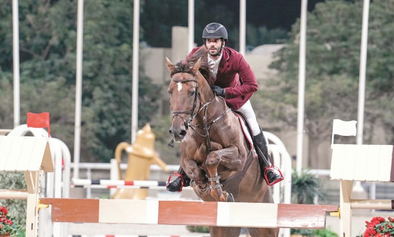 Amir Sword Festival for Show Jumping, Dressage Kicks Off Today