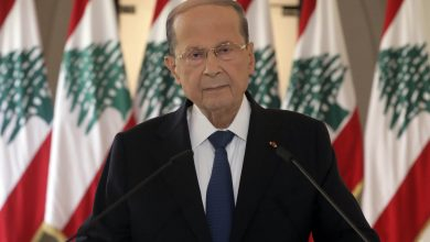 Lebanese President Expresses Lebanon's Appreciation for Qatari Support